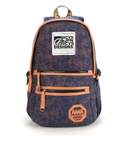 Wholesale 5 Colors Personalized Monogrammed Logo Printing Canvas backpack Kid s School Bags Laptop Rucksack Men s travel bags mochila sac a dos