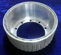 Wholesale The aluminum matrix composites brake drum
