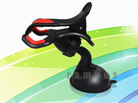 Cheap Flexible Cell Phone Car Mount Holder Stand Cradle Windshield Suction Cup Support for Samsung Galaxy S4 for sony_xperia z1