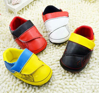 Wholesale Retail baby shoes toddler shoes soft infant singe shoes boy Casual shoes cm children shoes china shoes pair C