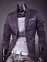 PJ Korean Mens New Fashion Stylish Slim Fit Blazer Coats Top...