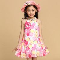 Cheap girl dress Best flower dress