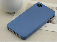 Wholesale NEW Quicksand Style Protector CASE For Iphone4S Iphone5S G Colors phone case top quality
