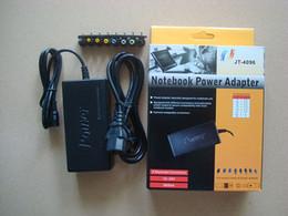 Ibm alimentation pour ordinateur portable en Ligne-96W Alimentation universelle pour ordinateur portable 110-220v AC vers DC 12V / 16V / 20V / 24V Adaptateur pour ordinateur portable / ordinateur portable HP / DELL / IBM Lenovo ThinkPad Livraison gratuite