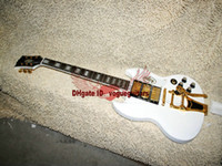 Cheap New Arrival Custom SG 3 Pickups G400 Electric Guitar With Bigbys Top Musical instruments HOT Guitars