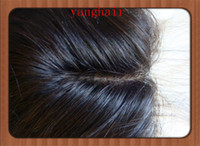 Cheap Lace Wigs Silk Base Closure Best Brazilian Hair Natural Color can be dyed Virgin Human Hair
