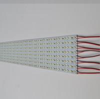 Wholesale 100Pcs DC12V cm led SMD Cool White Warm White Aluminum Led Rigid Bar light Strip light Bulbs