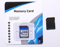 Wholesale Micro SD Card GB GB GB for Tablet PC Camera Class SDXC Memory Card For Digital Cameras Tablets Laptops Camcorders Drive Recorder