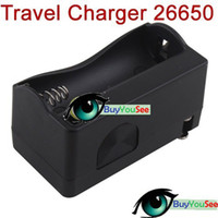 Cheap Free shipping: Digital Camcorder Video Camera Battery Travel Charger 26650 4.2V wholesale