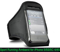 bicycle cover fits - Premium Running Sports Gym Bicycling Workout Armband Case Cover Pounch for iPhone S G