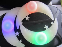 4 wheel - Hot Bike Bicycle LED Lights Motorcycle Electric car Wheels Spokes Lamp Silicone colors flash alarm light cycle Tail Light Lamp Bike Light