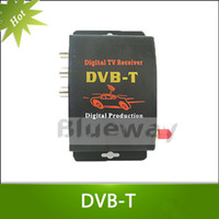 Cheap Car TV Tuner DVB-T MPEG-4 Digital TV BOX Receiver Mini TV Box Free shipping