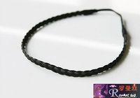 Wholesale New fashion female girl hair headband ribbon tails and artificial sub Xi Miya style ribbon headband braid