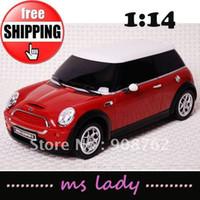 mini cooper rc car - toy car mini cooper RC car remote control car HK airmail