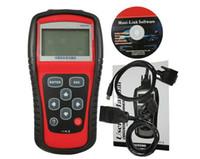 Ms509 obd2 eobd ms 509 lecteur de code autel ms 509 scan tool