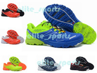 Wholesale 2013 New Arrived Salomon S LAB SENSE Men Athletic Shoes Salomon Running Shoes Solomon Athletic Shoes Sports Shoes Worldwide Shipment