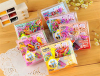 Cheap Rainbow loom Rubbers Glitter & Glow in the dark & Metallic & tie-dye Rubber bands with retail box free shipping