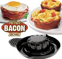 bacon - Bacon Bowl New Bacon Bowl Cooks To Perfection In The Oven Toaster Microwave Everything Taste Better In a Bacon Bowl