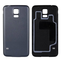Wholesale S5 Battery Housing Door Back Cover Case for Samsung Galaxy S5 SV i9600 pc Quality A
