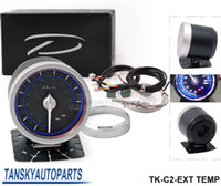 Wholesale Tansky High Quality DF Link Meter ADVANCE C2 Exhaust Temperature Gauge Blue Have in stock TK C2 EXT TEMP
