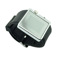 Cheap Unisex Metal Bule LED Digital Silicon Band Wrist Watch (Assorted Colors)