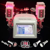 Wholesale Lipo Laser Lipolysis Slimming Machine Cellulite Removal Laser Cavitation RF Ultrasonic Liposuction Equipment