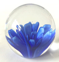 crystal craft - Creative Half Ball Crystal Paperweight Fish Tank Decoration Christmas Crafts DEC1408