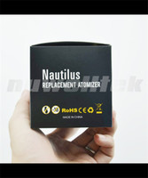 Cheap Genuine nautilus coil head aspire for 2014 Newst Product Adjustable Air Flow Atomizer nautilus tank