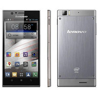 Cheap Lenovo K900 Intel Atom Z2580 3G Smartphone with 2G 16G GPS Wi-Fi Bluetooth 5.5 Inch FHD Capacitive Touch Screen