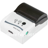 Wholesale 58MM Portable Thermal bluetooth Printer TIII