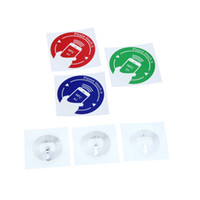 Wholesale 100Sets Set Smart NFC Tag Stickers Ntag203 for Samsung Galaxy S5 S4 Note III Sony Xperia Nexus PA1625