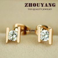 Cheap Stud jewelry chan Best Women's Stud Earrings jewelry hunt