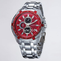 Cheap Luxury Men's Fashion Watch Metal Band Trendy CURREN Stainless Steel Business Wrist watch