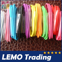 Wholesale Cheapest M M M Data USB Charging Cords Charger Cable Line for Samsung Android Phone For All Mobile phones NEW