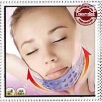 beauty sleep mask - Hot Sleeping hammock slim belt beauty woman facial belt slimming mask silicon anti double chin the lower jaw belt