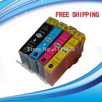 Cheap Free Shipping 4 Pack Ink Set for H655 for Deskjet 3525 5525 4615 4625 6525