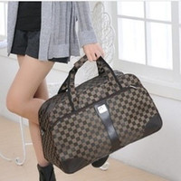 Wholesale large capacity waterproof travel bag handbag one shoulder male Women luggage bags styles high Quality