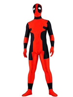 Wholesale Lycra Spandex Zentai masquerade Halloween costume party show props stage performance clothing zentai
