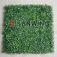 Wholesale Hot SGS UV Protected Artificial Plastic Fake Grass cmX50cm Long lasting Grass Mat for Garden and Party ST06045 U