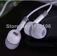 Cheap Universal xiaomi earphone with mic Best other Mobile Phone xiaomi headphone with mic