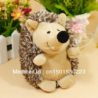 Wholesale Colorful House pet toys Hedgehog Squeaky dog toys cat toys plush toy pet supplier pet product with gifts