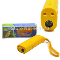 Wholesale Ultrasonic Dog Repeller Training Device Trainer in
