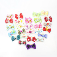 accessories yorkies - Most Lovely Handmade Accessories For Pet Dogs Flower Little Bows Yorkies Grooming Supplies Dog Salon Boutique
