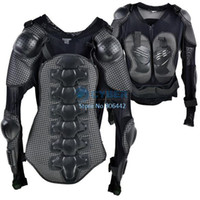 Wholesale 2013 Hot Sell Racing Motocross Motorcycle Full Body Armor Spine Chest Protective Jacket Gear Size XXXL TK0546