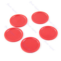 Wholesale Red Air Hockey Table Mini Puck mm quot Puck Children Arcade Game