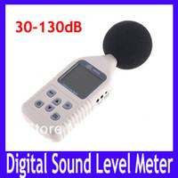 Wholesale High Quality GM1358 Digital Sound Noise Level Meter Decibel Pressure dB