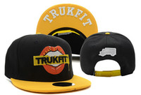 Cheap Wholesale - HOT! TRUKFIT Snapback Hats, New Snapback Caps,Men Snapback Cap ,All New Style Sports Caps ! Free Shipping!