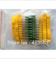 Wholesale 1 W Inductors UH MH valuesX10pcs Inductors Assorted Kit Sample bag