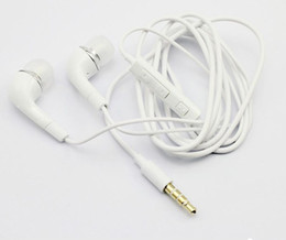 Wholesale Earphone for Samsung Galaxy S4 S5 mm flat noodle Headphone Color Headset Earbuds With mic Remote Control for Samsung Galaxy S4 S5