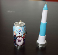 Wholesale NEW Fr z n Student Cartoon Cans ballpoint Pen Lovely Cans Ball Pen Gift of back to school pieces set